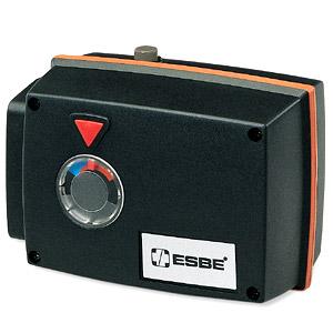 2-х точечные приводы esbe серии 90